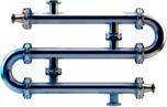 Подогреватель водоводяной ВВП-09-168х2000