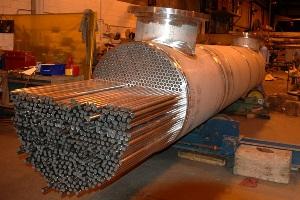 фото трубной системы для пароводяного подогревателя пп